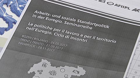 Video: «Die Beschäftigungspolitik in der Europaregion: Gegenwart und Herausforderungen»
