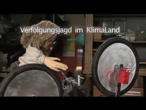 Video: «Verfolgungsjagd im KlimaLand»