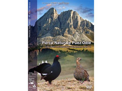 Video: «Parco naturale Puez-Odle - Il libro di storia della terra»