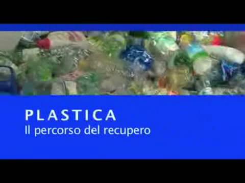 Video: «Plastica - Il percorso del recupero»