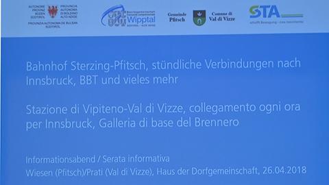 Video: «Das Obere Eisacktal und die neuen Mobilitätsstrategien»