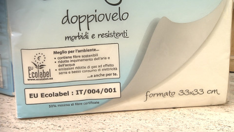 Video: «25 anni del marchio europeo Ecolabel. Gnews Production»