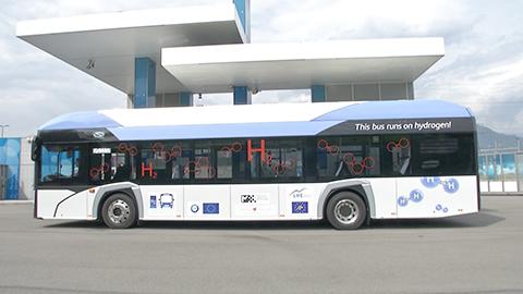 Video: «Neue Wasserstoff-Busse sind in Südtirol bereits Realität»