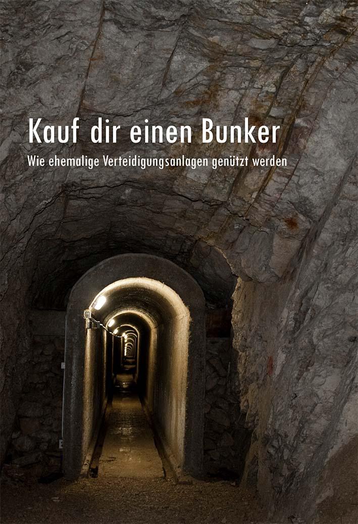 Video: «Kauf dir einen Bunker. Wie ehemalige Verteidigungsanlagen genützt werden»