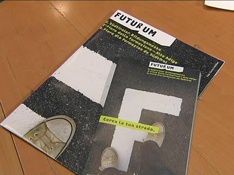 Video: «Futurum: dal 17 de fauré dut sun la reforma dla scola auta»