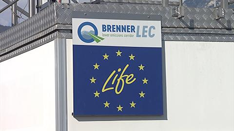 Video: «Progetto BrennerLEC: meno veloci, meno inquinanti. GNews Production»