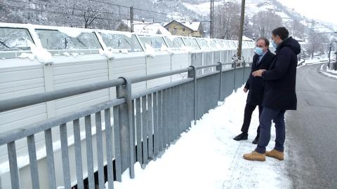 Video: «Barriere antirumore a Chiusa e Colle Isarco, completati i lavori»