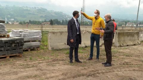Video: «Infrastrutture: 137 milioni di euro per i prossimi mesi»