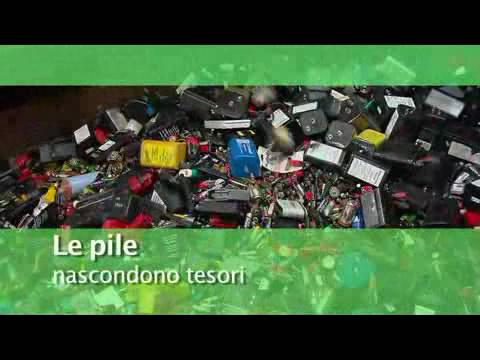Video: «Le pile nascondono tesori»