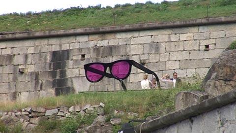 "Video: «Giaurì la mostra ""Panorama 4"" tla furtëza»"