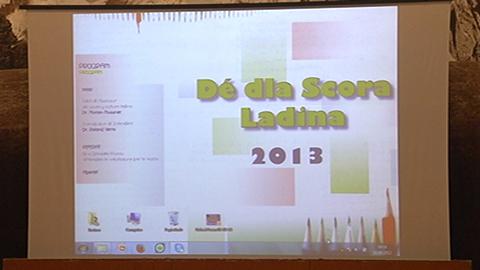 Video: «Di dla Scola Ladina 2013: na vijion de ntegrazion»