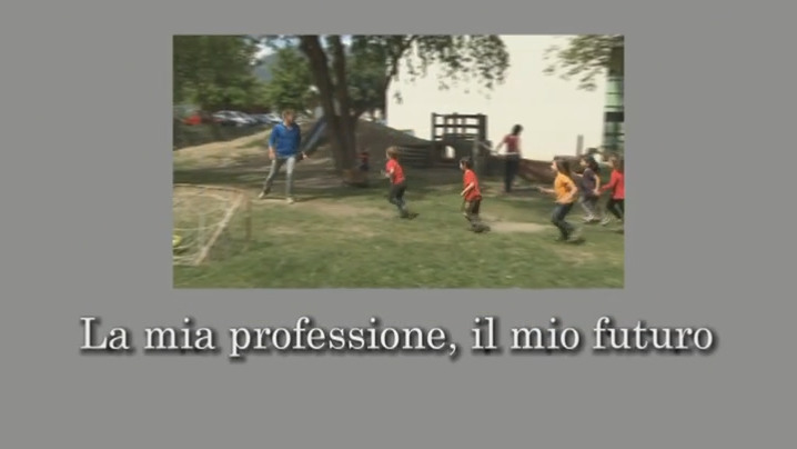 Video: «2 Uomini in professioni socio-pedagogiche»