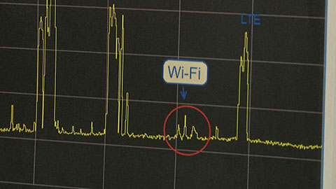 Video: «Elektrosmog im Haushalt: besser WLAN als Mobilfunk-Netz. GNews Production»