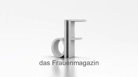 Video: «dF - das Frauenmagazin - Ausgabe 02.2015 - Titel: Die Endlichkeit des Lebens»