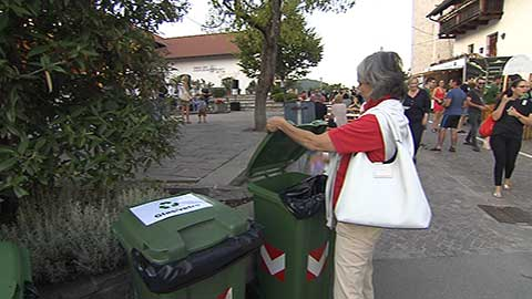 Video: «GreenEvent: esempi concreti di come rispettare l'ambiente. GNews Production»