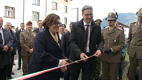 Video: «Permuta aree militari: nuovi progetti tra Stato e Provincia di Bolzano»
