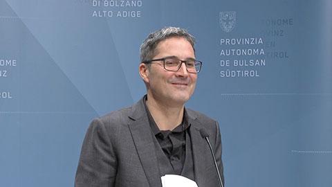 Video: «Le decisioni della Giunta Provinciale di Bolzano 18-12-2018»