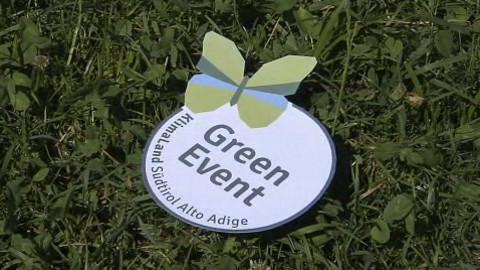Video: «GreenEvent: manifestazioni organizzate secondo criteri sostenibili. GNews Production»