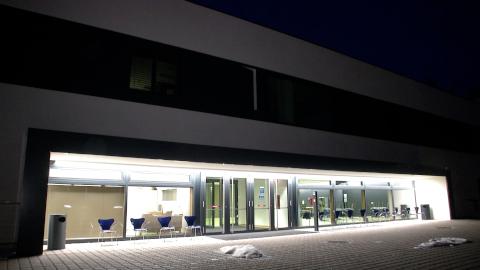 """Video: «Die Landesberufsschule """"Luis Zuegg"""" in Meran ist erweitert worden»"""