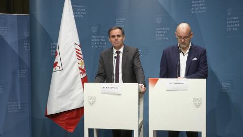 Video: «Klimaplan 2050: Das Land Südtirol ist auf Kurs. GNews Production»