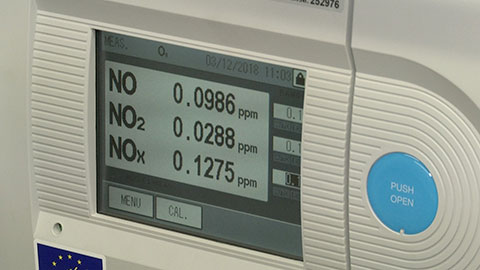 Video: «Luftqualität: Stickstoffdioxid bleibt Herausforderung. GNews Production»