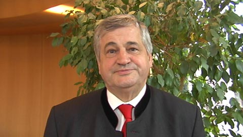 Video: «Mussner:  testemuninanza de n bon lëur per y cun i ladins»