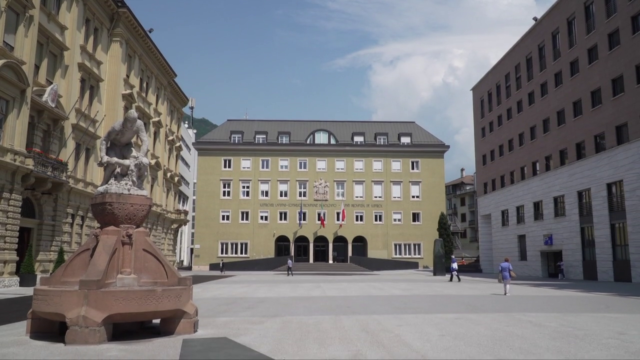 Video: «Il Consiglio della Provincia Autonoma di Bolzano - 2019»