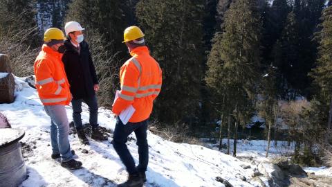 Video: «Bruneck-Innichen ab 15. Februar fährt die Bahn wieder»