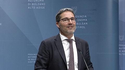 Video: «Le decisioni della Giunta Provinciale di Bolzano – 19.02.2019»