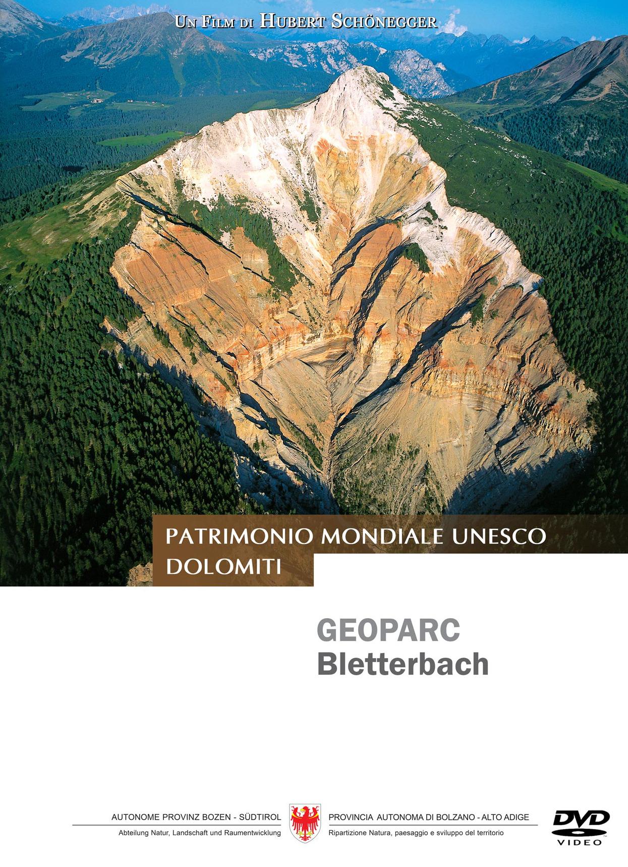 Video: «GEOPARC Bletterbach - Dolomiti Patrimonio Mondiale UNESCO»