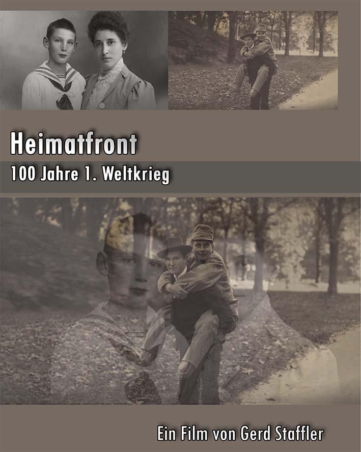 Video: «Die Heimatfront - 100 Jahre Erster Weltkrieg»