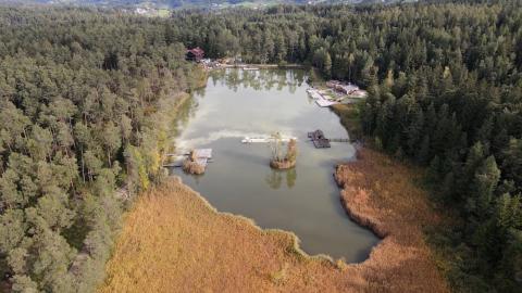 Video: «Lago di Fiè: ripristinare la qualità dell'acqua»