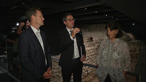 Video: «Pons Drusi: Neues Leben für einen bedeutenden Fund aus dem antiken Bozen»