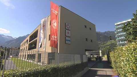 Video: «Merano: sedi Croce Bianca, Croce Rossa e AVIS sotto un unico tetto»