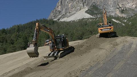 Video: «Risanamento delle discariche in Alto Adige. GNews Production»