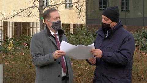 Video: «Parco Cappuccini Bolzano: verso la riqualificazione»