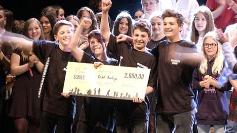 Video: «Musik macht Schule:  Auf den Noten des Erfolgs»