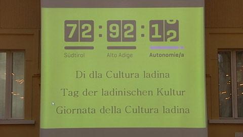 Video: «Di dla Cultura Ladina: soluzions a descriminiazions»