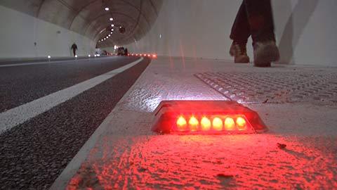 Video: «Die neuen Tunnels der Sarntaler Straße sind fertig»