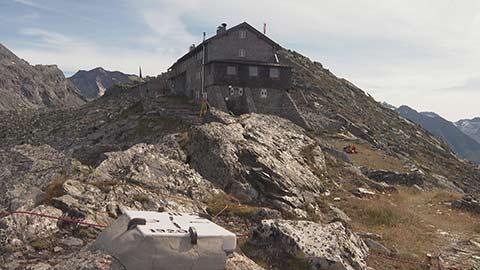 Video: «Europahütte: Neubau an gleicher Stelle»