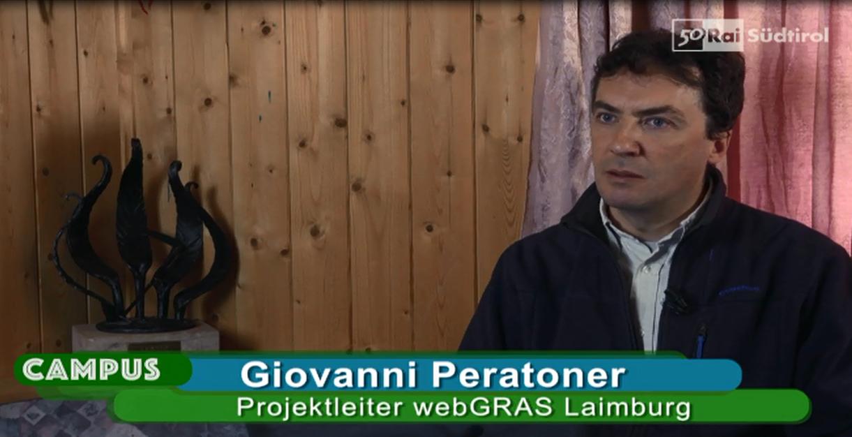 Video: «Wissenschaftsmagazin Campus: Filmbeitrag über den Aktionsplan Berglandwirtschaft»