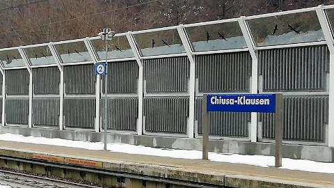 Video: «Chiusa e Colle Isarco più protette dal rumore ferroviario»