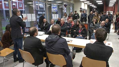 Video: «Giovani creativi nel nuovo co-working DRIN»