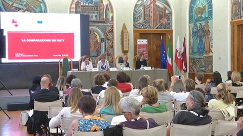 Video: «Chancengleichheit in der Euregio: eine gemeinsame Herausforderung»