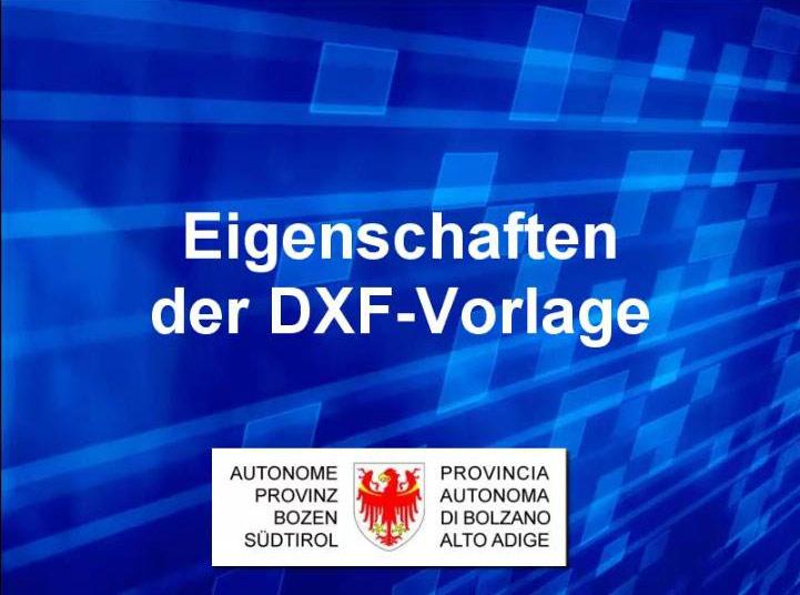 Video: «3 Eigenschaften der DXF-Vorlage»