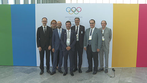 Video: «Olimpiadi 2026, per la prima volta i Giochi in Alto Adige»