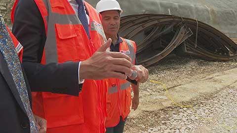 Video: «Circonvallazione di Castelbello e Colsano, via ai lavori del tunnel»