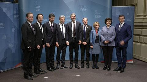 Video: «Die neue Südtiroler Landesregierung»