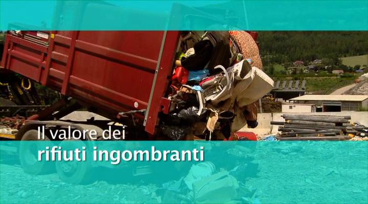 Video: «Il valore dei rifiuti ingombranti»
