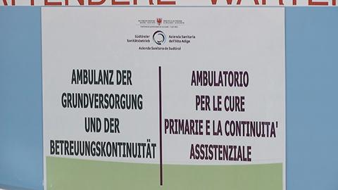 Video: «Neues Ambulatorium für Grundversorgung wird eröffnet»